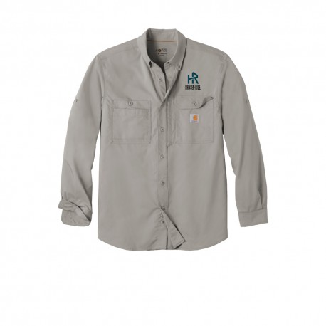 Carhartt Force ® Ridgefield Solid Long Sleeve Shirt